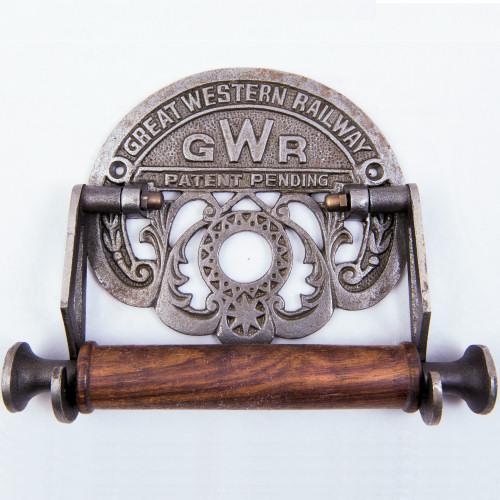 GWR Toilet Roll Holder